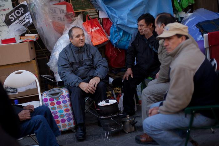 В Испании прекратят выселение бедных должников