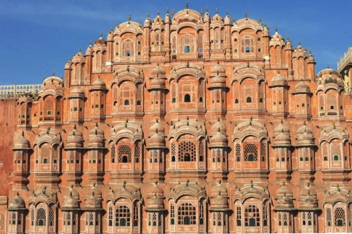 163 pamitnik Hawa Mahal india2 - Памятники Индии