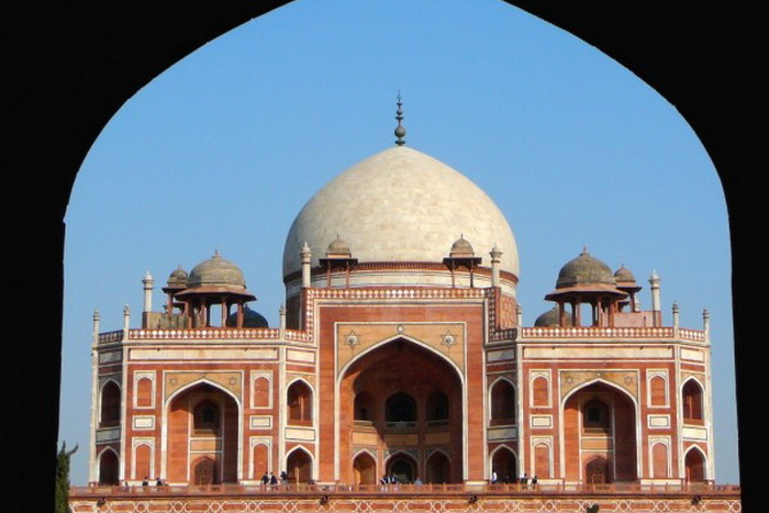 163 pamitnik Humayuns Tomb india6 - Памятники Индии