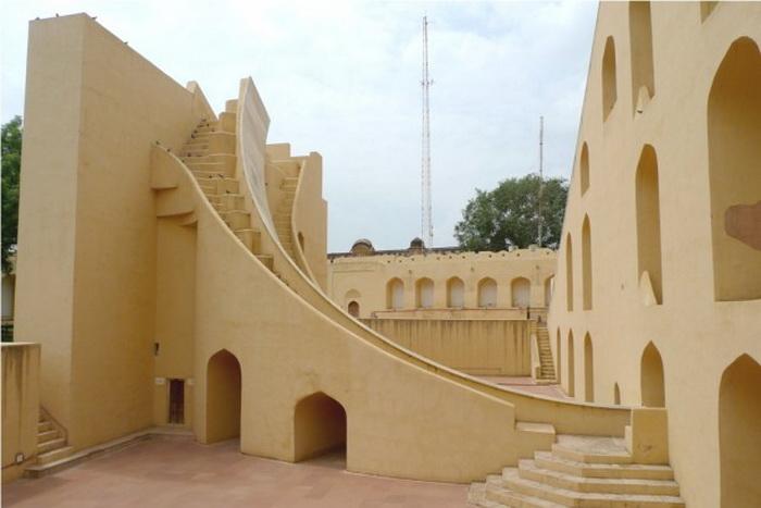 163 pamitnik Jantar Mantar india7 - Памятники Индии