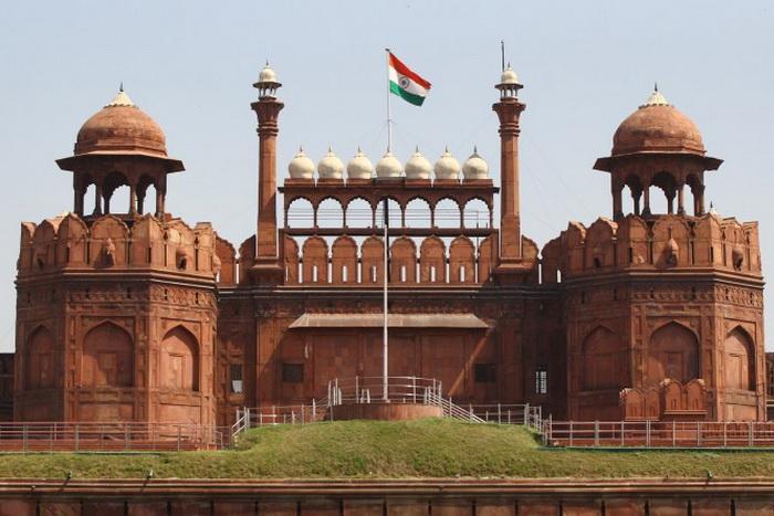 163 pamitnik Red fort india8 - Памятники Индии