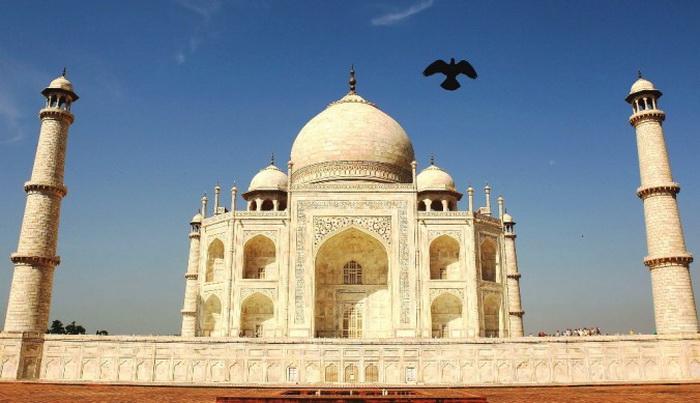 163 pamitnik Taj Mahal india1 - Памятники Индии
