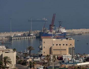 """173 01 06 10 Port Ashdod - Конфликт с """"Флотилией свободы"""". Сержант Y израильской армии сообщает."""