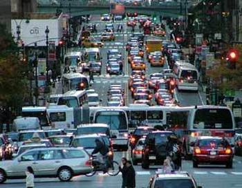Автолюбители штата Нью-Йорк признаны худшими водителями в США