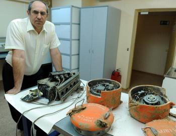 173 02 05 10 recorder - Расшифровки «черных ящиков»  самолета Леха Качиньского обнародованы в Польше