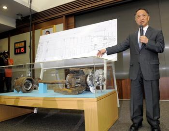 173 07 06 10 torpeda - Российские эксперты завершили расследование гибели корвета «Чхонан»