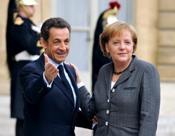 173 11 06 10 SM - Саркози подверг критике программу экономии Меркель