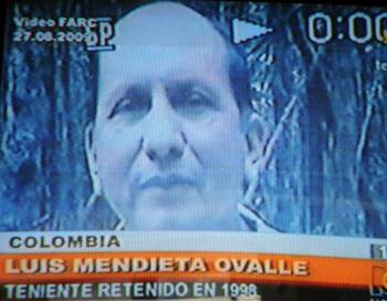 Колумбийский генерал освобожден из плена спустя 12 лет