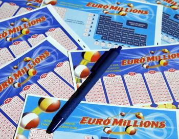 В Британии разыгран крупнейший джекпот лотереи EuroMillions