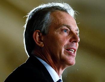 Тони Блэр будет награжден медалью Свободы