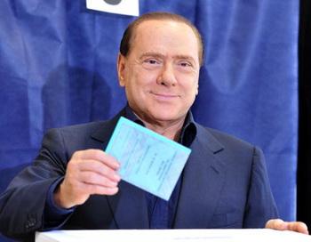 173 berlusconi - Берлускони укрепил позиции на региональных выборах