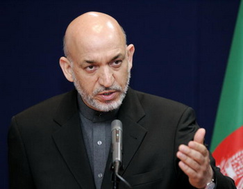 173 karzai - Глава Афганистана грозится стать талибом