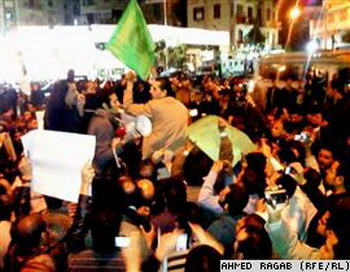 178 03 01 2011protest - Демонстрации протеста в Александрии продолжаются