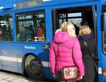 Водитель автобуса разделил пассажиров по цвету кожи