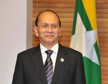 Лидер Мьянмы впервые за полвека посетит Вашингтон