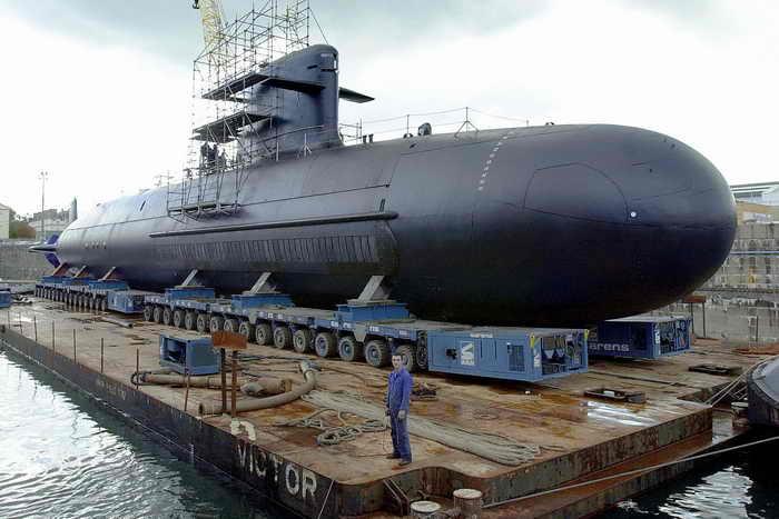 Индия получит первую неатомную подводную лодку «Скарпен» в 2014 году
