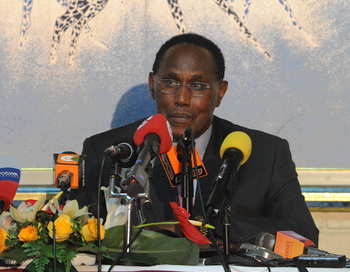 Министр внутренней безопасности Кении погиб при крушении вертолёта