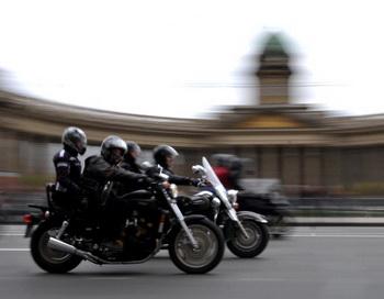Российские байкеры арестованы в Ираке за шпионаж