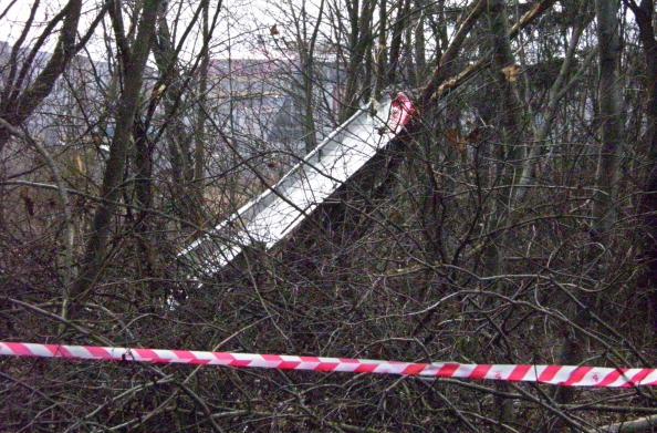 75 cam 1 - Под Смоленском разбился самолет с президентом Польши