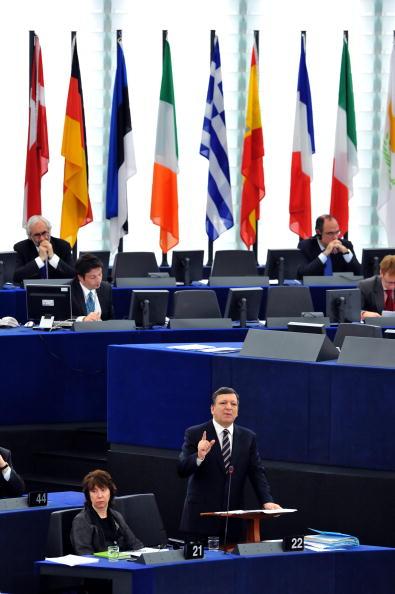 75 evro 1 - Утвержден новый состав Еврокомиссии. Фоторепортаж
