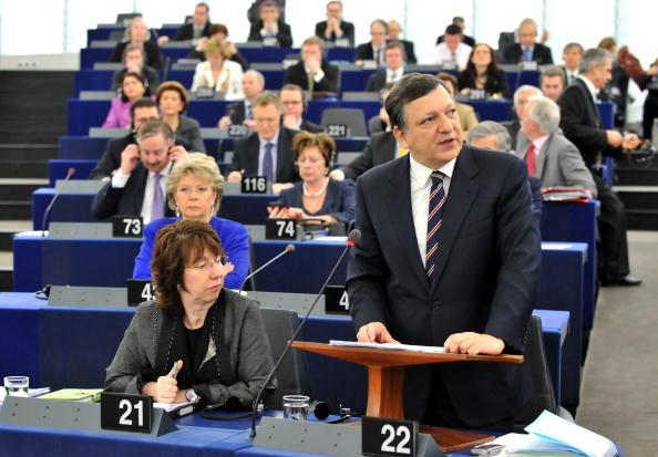 75 evro 3 - Утвержден новый состав Еврокомиссии. Фоторепортаж