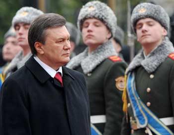 Виктор Янукович принял присягу и стал Президентом Украины