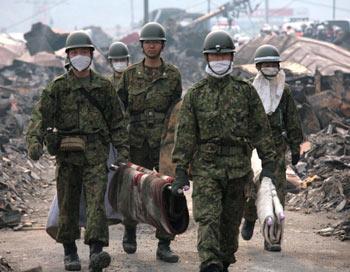 """Новый пожар и утечка радиации на АЭС """"Фукусима -1"""". США рекомендуют расширить зону отчуждения вокруг АЭС  до 70 км"""