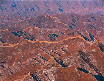 92 STENA 350  - Фрагменты Великой китайской стены обнаружены в Монголии