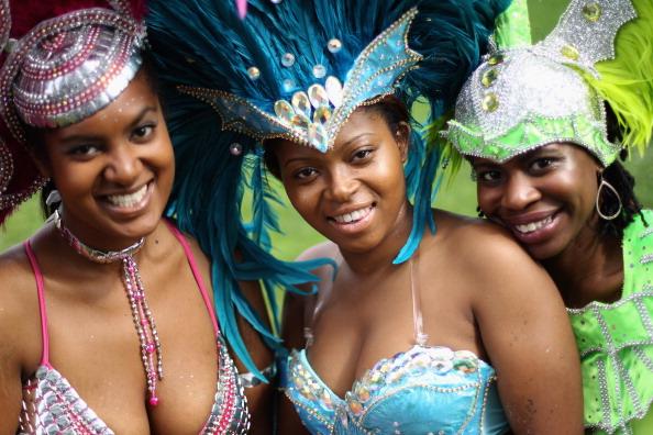 caiwaz13 - Фоторепортаж о встрече мэра Лондона с участниками карнавала в Ноттинг Хилл