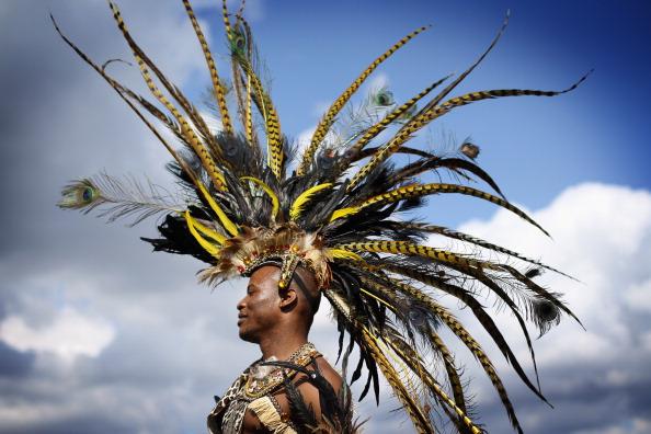 caiwaz2 - Фоторепортаж о встрече мэра Лондона с участниками карнавала в Ноттинг Хилл