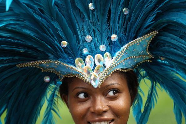 caiwaz4 - Фоторепортаж о встрече мэра Лондона с участниками карнавала в Ноттинг Хилл