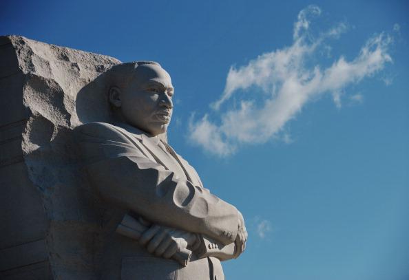 diaokesh1 - Фоторепортаж об открытии скульптуры Мартина Лютера Кинга