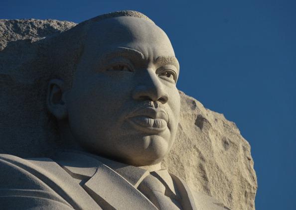 diaokesh12 - Фоторепортаж об открытии скульптуры Мартина Лютера Кинга