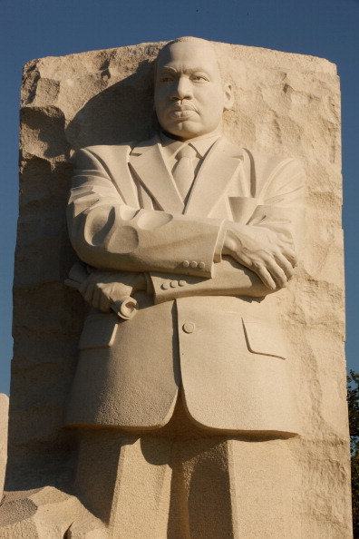diaokesh13 - Фоторепортаж об открытии скульптуры Мартина Лютера Кинга