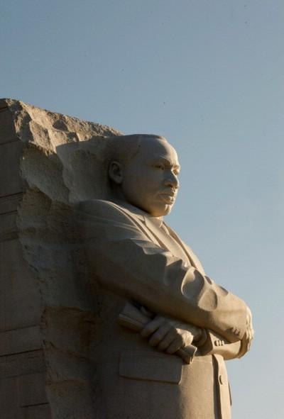 diaokesh19 - Фоторепортаж об открытии скульптуры Мартина Лютера Кинга