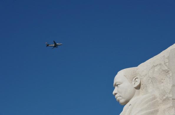 diaokesh2 - Фоторепортаж об открытии скульптуры Мартина Лютера Кинга