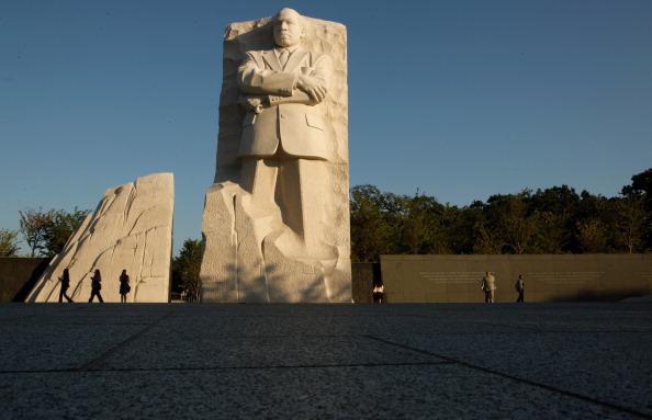 diaokesh22 - Фоторепортаж об открытии скульптуры Мартина Лютера Кинга