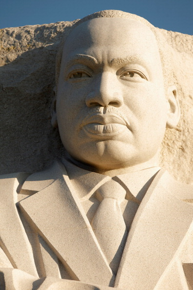 diaokesh23 - Фоторепортаж об открытии скульптуры Мартина Лютера Кинга