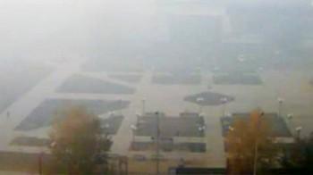 115 C8D384F - Жители Братска в Иркутской области задыхаются от дыма лесных пожаров