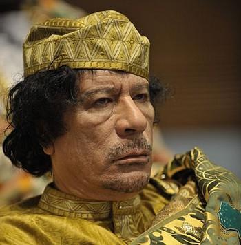 Муаммар Каддафи призвал к продолжению сопротивления