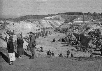 115 YAR - Трагедии в Бабьем Яру – 70 лет