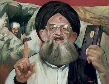 """115 Zawahiri - Новым лидером """"Аль-Каиды"""" стал Завахири"""