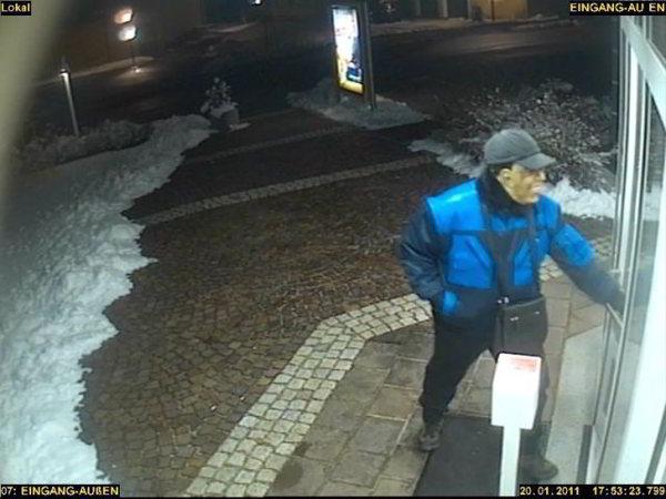 161 GrOb1 - «Грабитель-Обама» задержан австрийской полицией