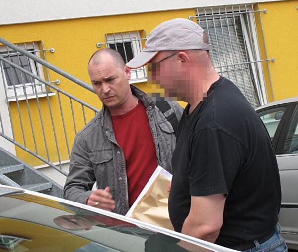 161 GrOb4 - «Грабитель-Обама» задержан австрийской полицией