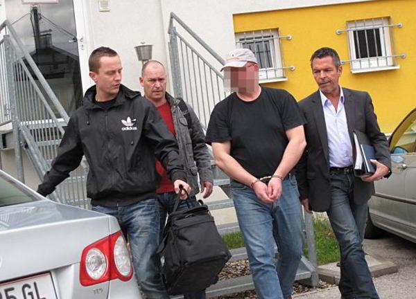 161 GrOb7 - «Грабитель-Обама» задержан австрийской полицией