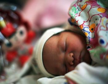 187 060412 baby - В Забайкалье младенец погиб, напившись молока пьяной матери