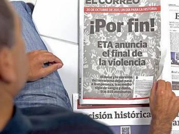 Испания празднует конец террора ЕТА
