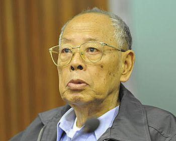 190 22 kk - Предводители красных кхмеров предстали перед судом