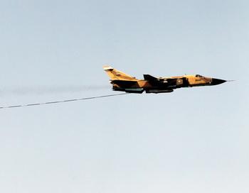 В Пакистане произошло столкновение двух реактивных самолётов