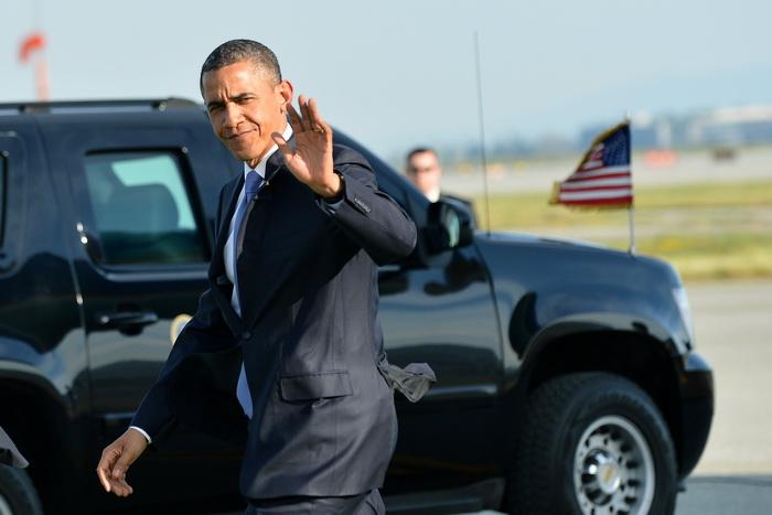 Рейтинг Барака Обамы резко снизился